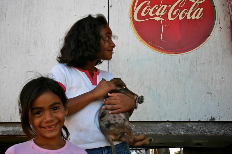 Ambergris, Belize, 2006 © Copyrights Michel Botman Photography
