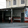 Bus station, Corozal, Belize, 2006 © Copyrights Michel Botman Photography