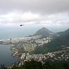 View of Rio from the statue of Christ Redeemer, Brazil (2004) © Copyrights Michel Botman Photography