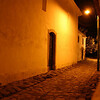 Typical cobblestone street in Paraty, Brazil (2004) © Copyrights Michel Botman Photography