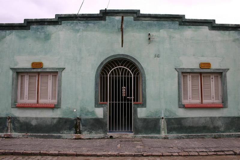Art Academy, Sao Sebastio, Brazil (2004) © Copyrights Michel Botman Photography