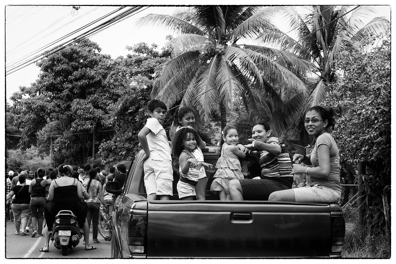 Funeral, Brasilito, Costa Rica © Copyrights Michel Botman Photography