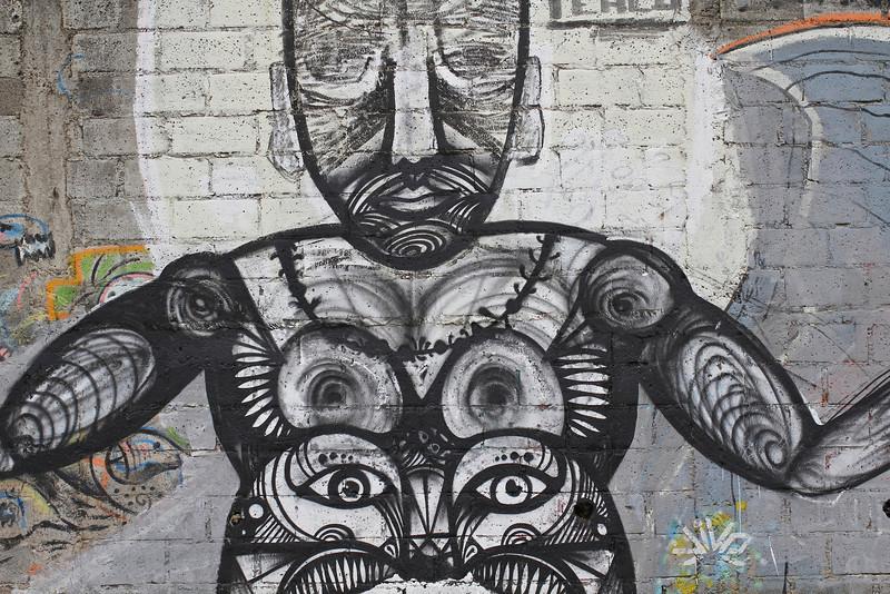 Graffiti, San Ramon, Costa Rica © Copyrights Michel Botman Photography