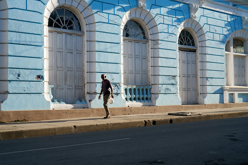 Cienfuegos, Cuba (2018)<br /> Original Fine Art Documentary Photograph by Michel Botman © north49exposure.com