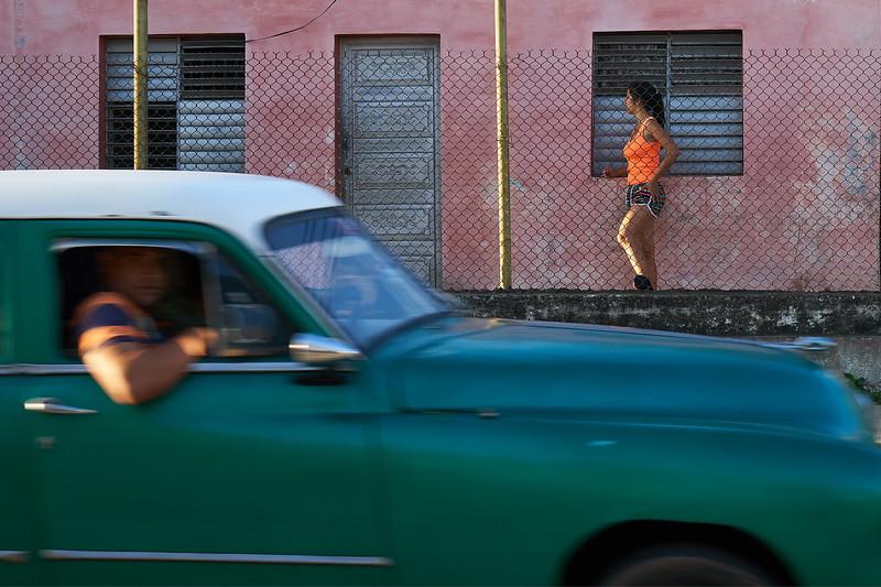 Escena de la calle