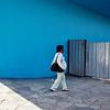 Azul y Blanca