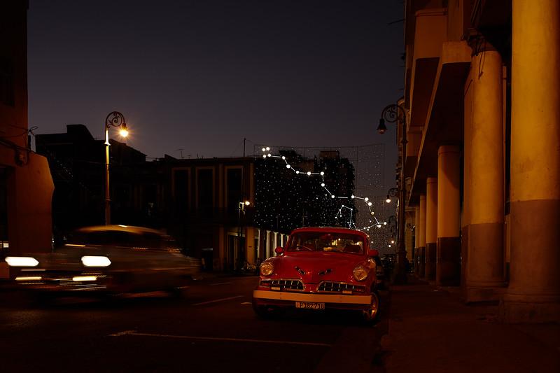 Galiano nocturna