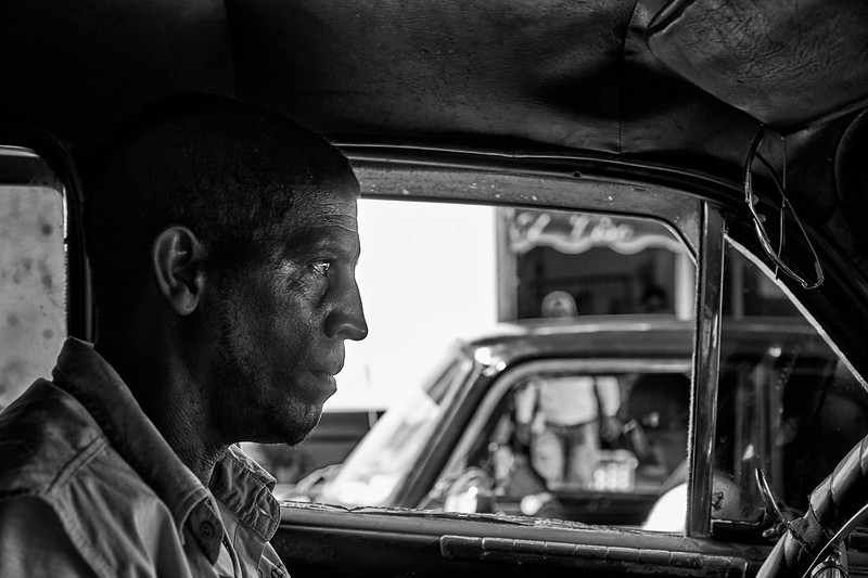 Havana, Cuba (2018)<br /> Original Fine Art Documentary Photograph by Michel Botman © north49exposure.com