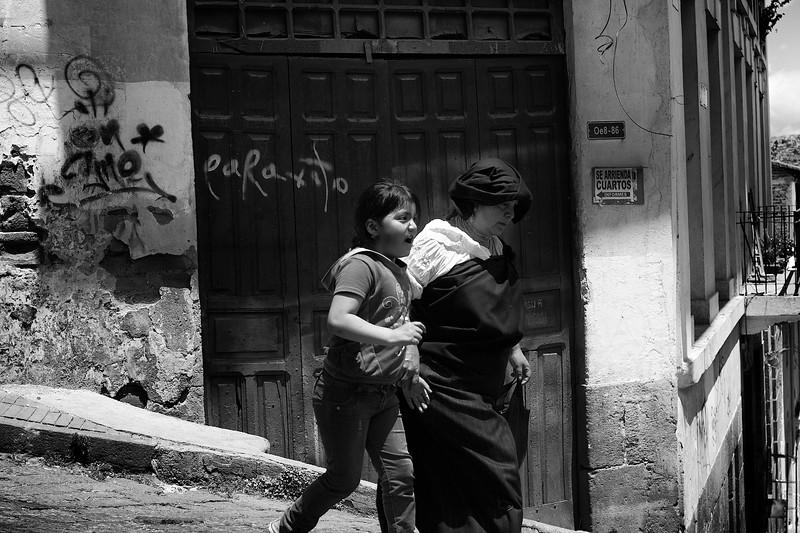 Ecuador, Quito, 2014 © Copyrights Michel Botman Photography
