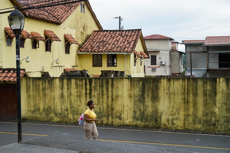 Casa amarilla