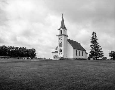 Goodhue Lutheren Church  near Florence, South Dakota