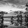 LakeSunset_BW