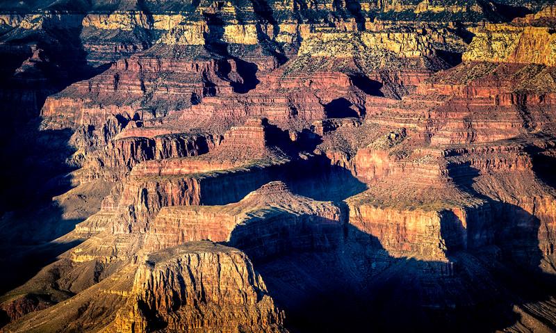 Grand Canyon mesas