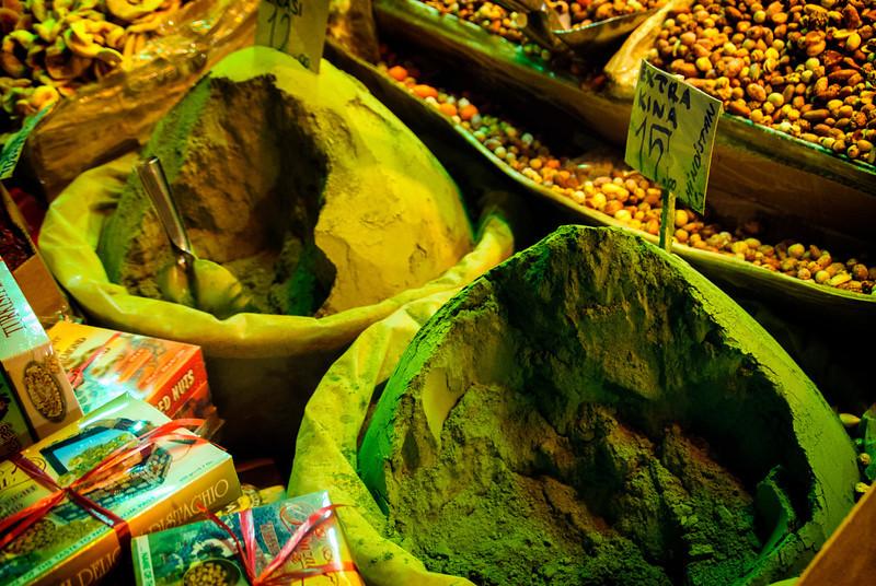 Spice Market: Istanbul, Turkey