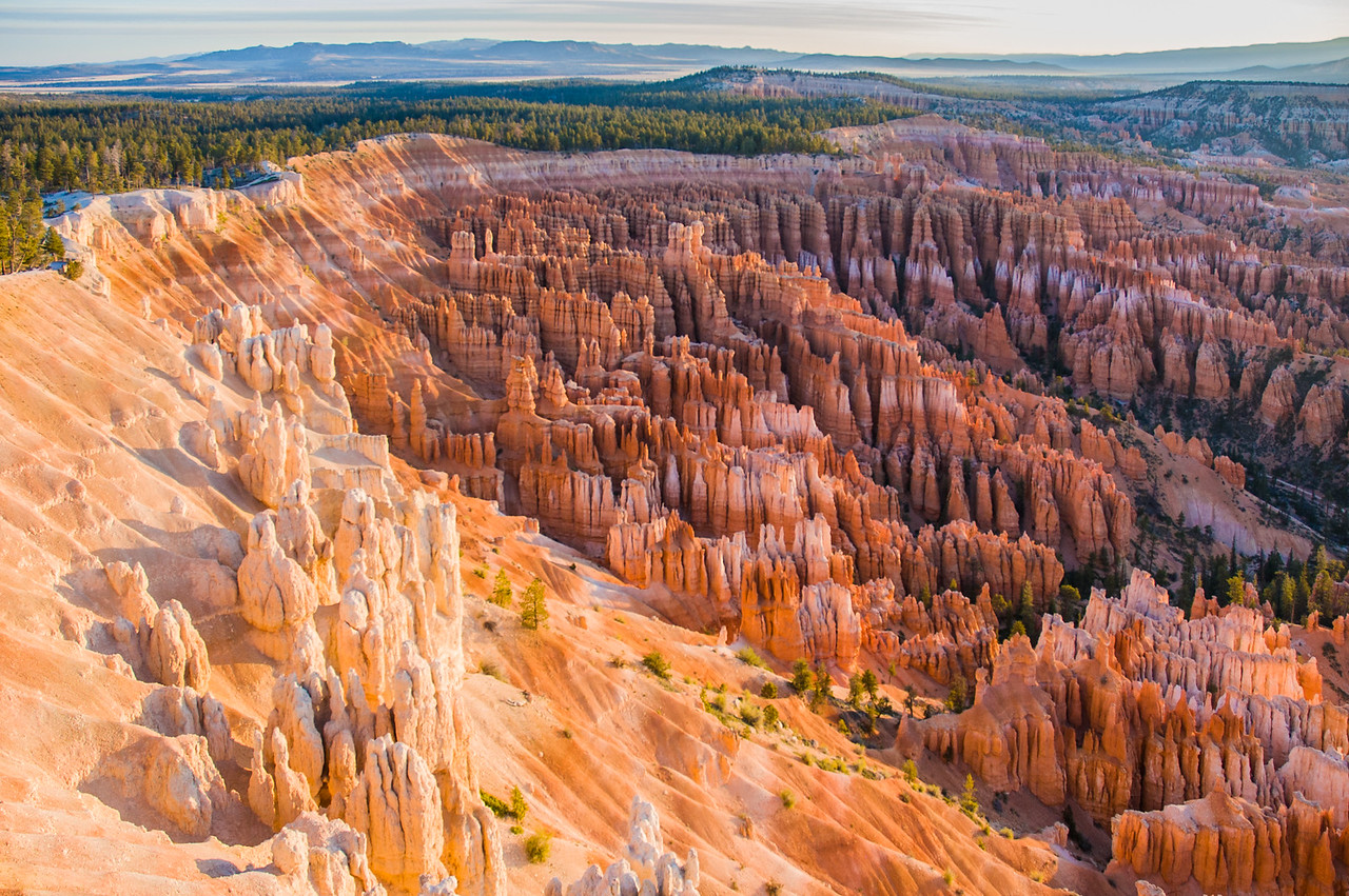 Sunrise Bryce Canyon National Park, Utah