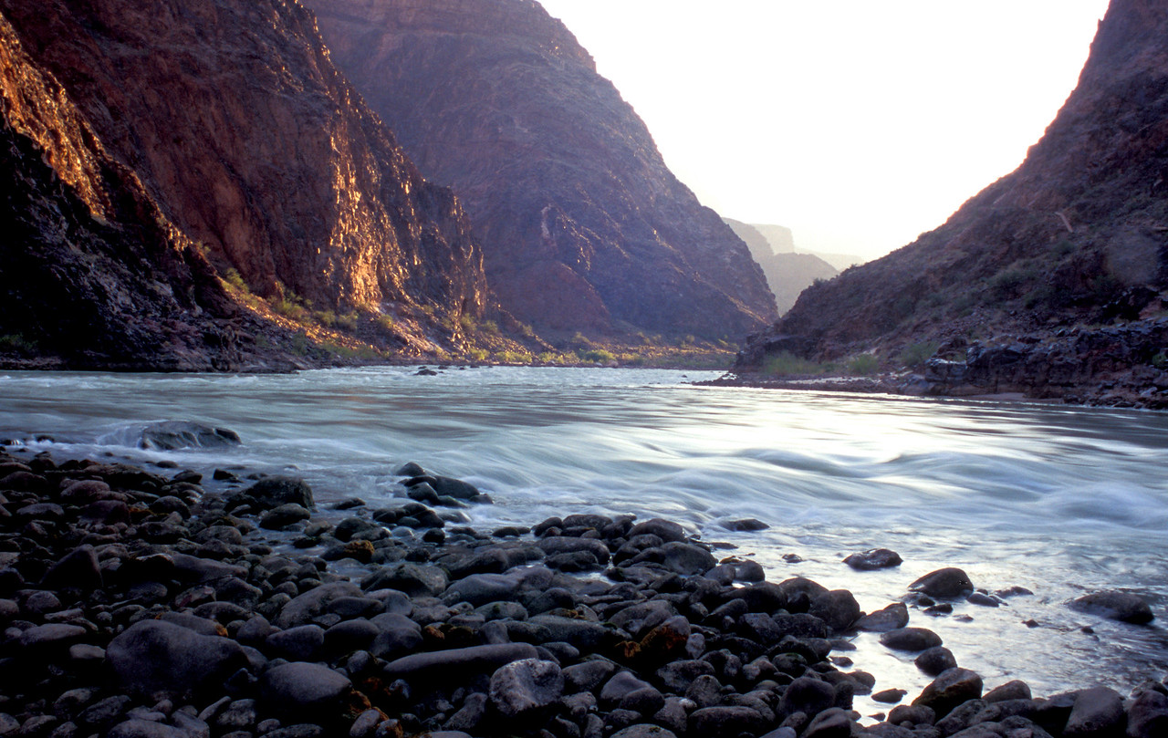 Colorado River, Grand Canyon, Arizona