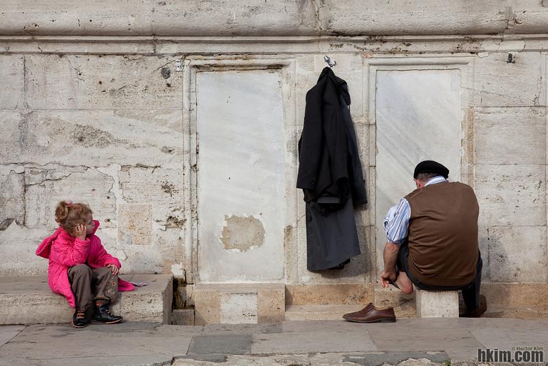 Grandpa<br /> Istanbul, Turkey