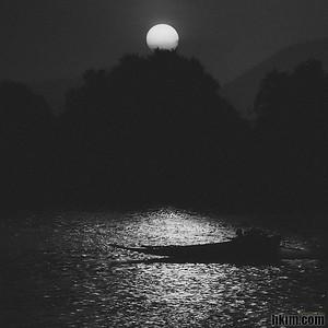 Nocturne, Presto River Kwai, Kanchanaburi, Thailand