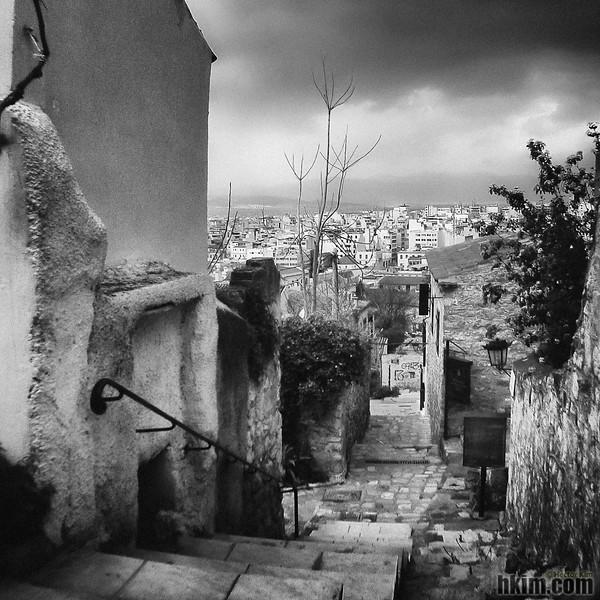 Deja Vu<br /> Athens, Greece