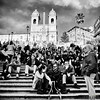 Collectivity<br /> Spanish Steps, Rome, Italy