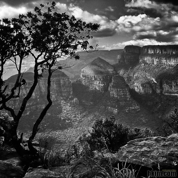 The Eighth Day<br /> God's Window, Mpumalanga, South Africa