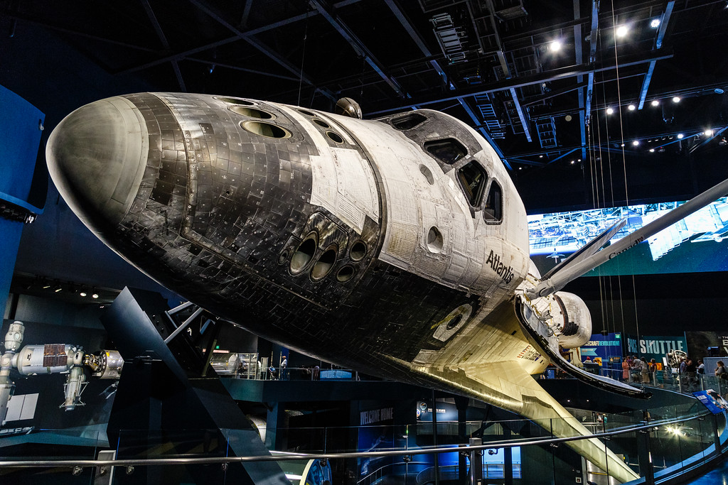 Atlantis | Kennedy Space Center | 2015