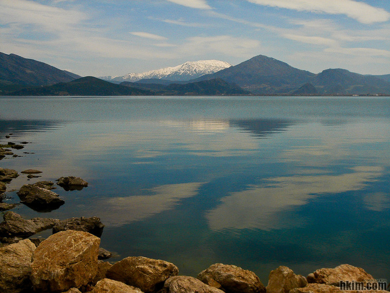 Lake Eğirdir<br /> Turkey
