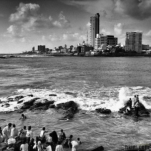 The City on the Other Side Mumbai, India