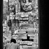 A Man Before the Past<br /> Ankor Wat, Cambodia