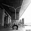 The Man Under the Bridge<br /> Bangkok, Thailand