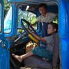 Boys and Their Truck<br /> Laos