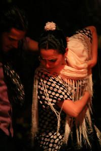 Flamenco dancing, Seville.