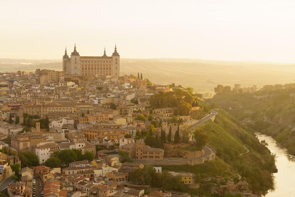 Toledo Sunrise    Toledo, Spain