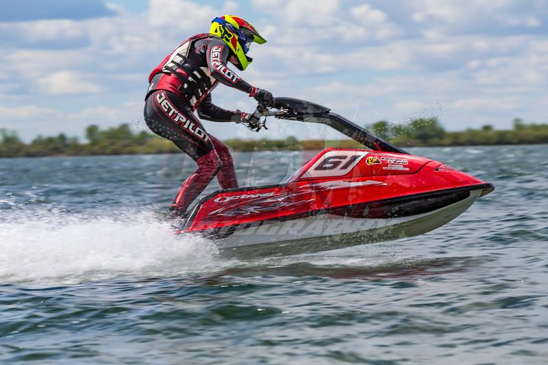 Team Octane Rev Motorsports Black Strap 052817-0596