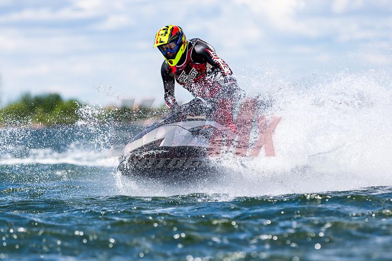 Team Octane Rev Motorsports Black Strap 052817-0860