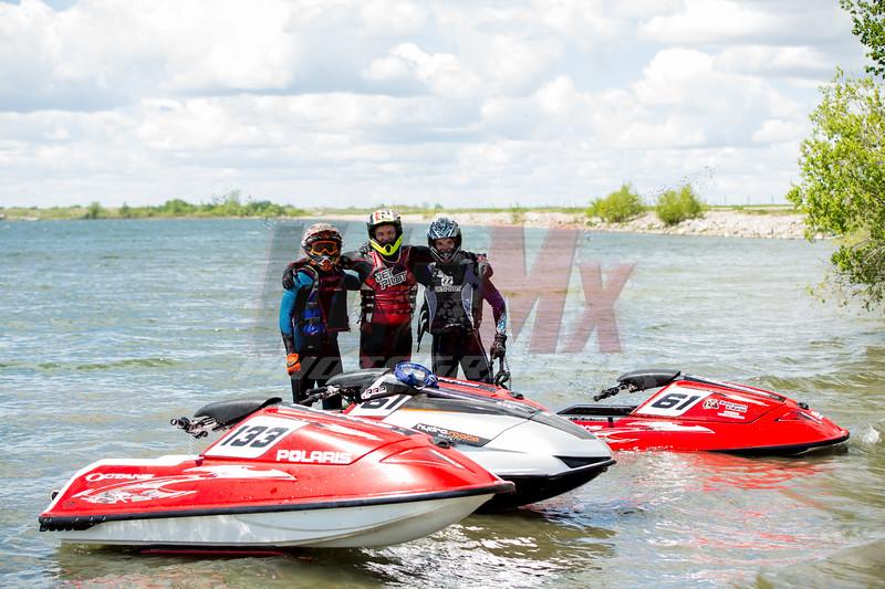 Team Octane Rev Motorsports Black Strap 052817-0347