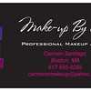 Carmen is Makeup by C.S.  The diva BEAUTY specialist.  Her makeup artistry range from Natural to Dramatic, High Fashion, and Wedding.<br /> Email: carmensmakeup@yahoo.com<br /> 617-595-0265