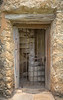 """Wooden Spiral Stairs""  circa 1750"