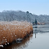 Browns River Snow