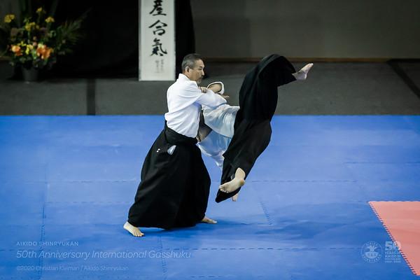 Shihan Nobuo Takase. Photo by © ChristianKleiman.com