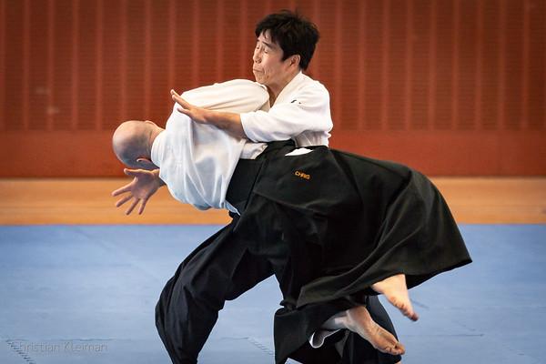 Shihan Ikuhiro Kubota