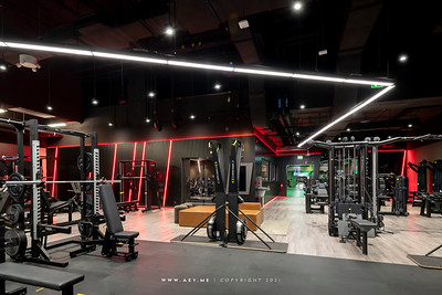 F ICON Fitness First