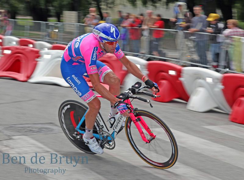 July 2011 Tour de France Grenoble Rider 2