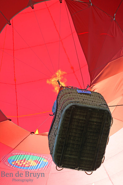 Hot Air Ballons and Kite Surfing