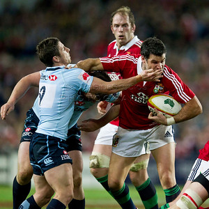 International Rugby British and Irish Lions v NSW Waratahs 15 June 2013