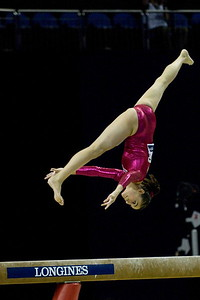 World Gymnastics Championships. Stock