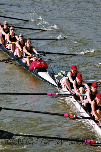 Summer Eights, Oxford