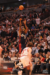 Buzzer-beater - Lebron James (2008)