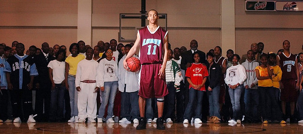 Lanier standout Monta Ellis is the Clarion-Ledger Player of the Year.