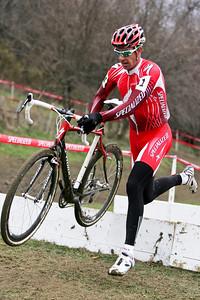 Todd Wells Jingle Cross 2009